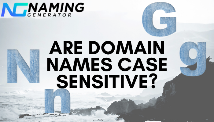 are domain names case sensitive blog banner