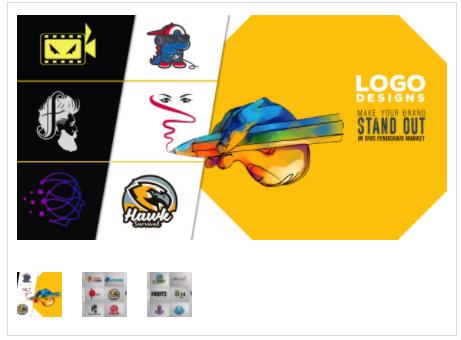 Free Website Logo as A Bonus
